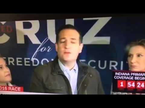 Ted Cruz's Epic Rant Against Donald Trump