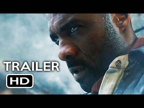 The Dark Tower Official Trailer #1 (2017) Matthew McConaughey, Idris Elba Fantasy Movie HD