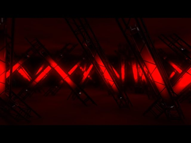 VJ NEON SCAPES MIX HD