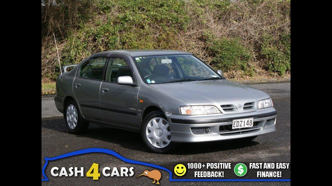 1999 Nissan Primera 2.0 Auto Sedan! $1 Reserve!! ** $Cash4Cars ...