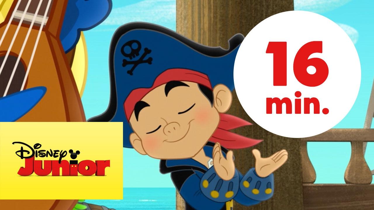 Download Compilado de Canciones   Capitán Jake y los Piratas del País de Nunca Jamás