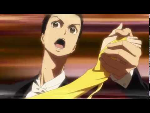BALLROOM E YOUKOSO EP 9 - TATARA and MAKO in FINALS!!! / WALTZ DANCE.