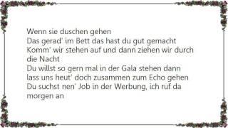 Ina Müller - Mit Mitte 20 Lyrics