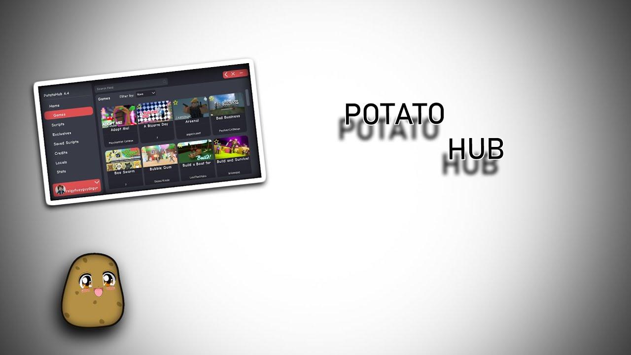 Potato Hub Read Description Youtube