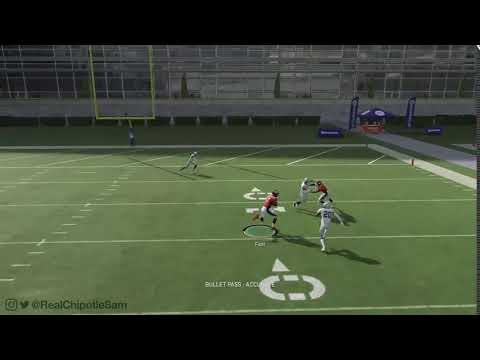 Madden 20's Best Trick Plays – I Form Tight: HB Pass