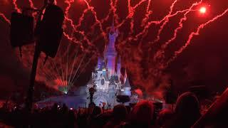 Euro Disney   Illuminations   Season of the Force   The Force Awakens