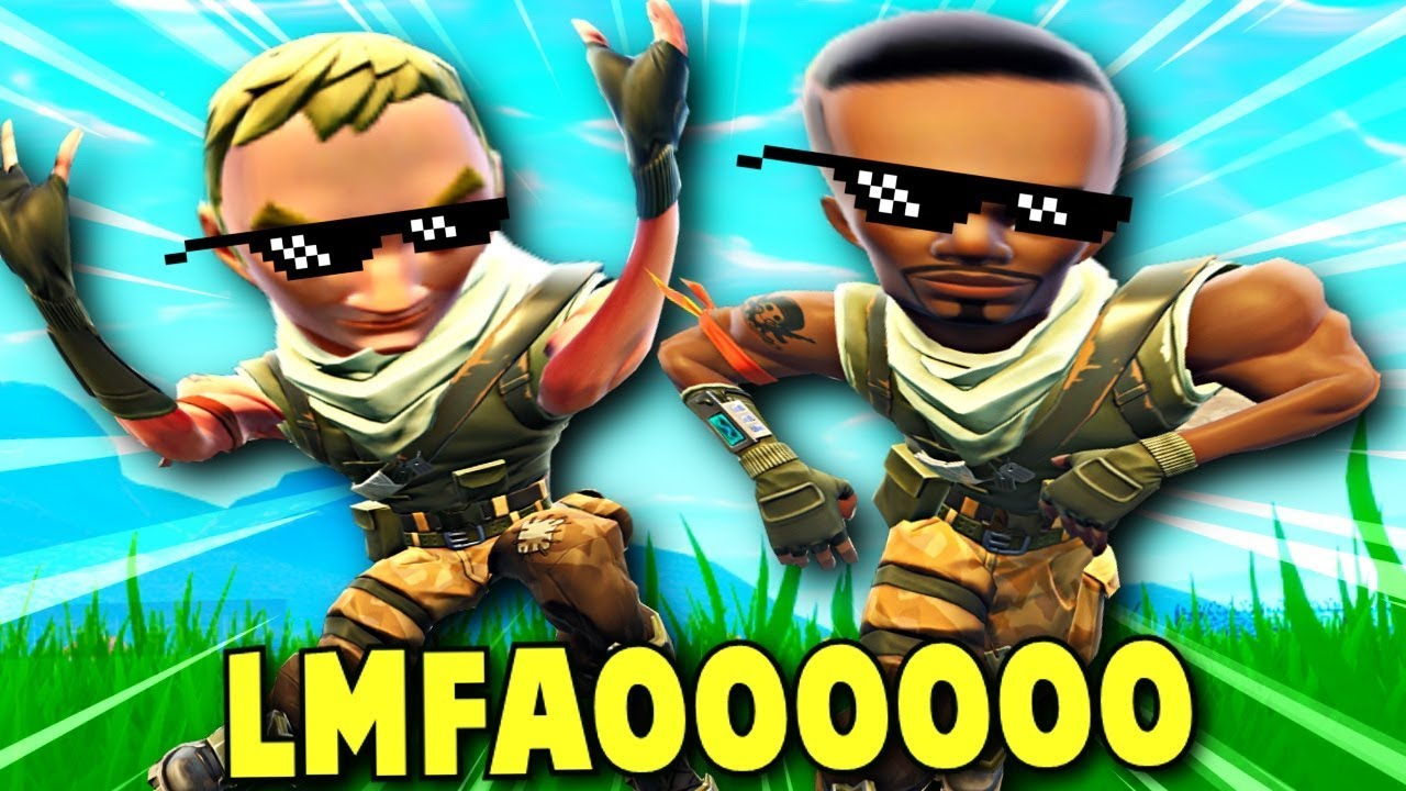 11 Minutes Of Dank Fortnite Memes Youtube