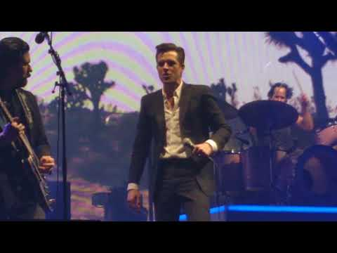 A Dustland Fairytale  - The Killers, The United Center, Chicago IL 01-16-18
