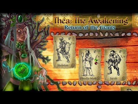Nature's Bosom – #Thea The Awakening...