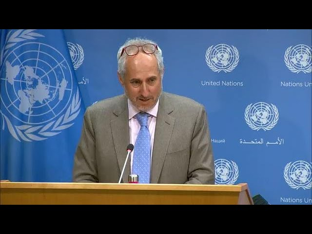Culture of Peace & other topics - Daily Briefing (13 September 2019)