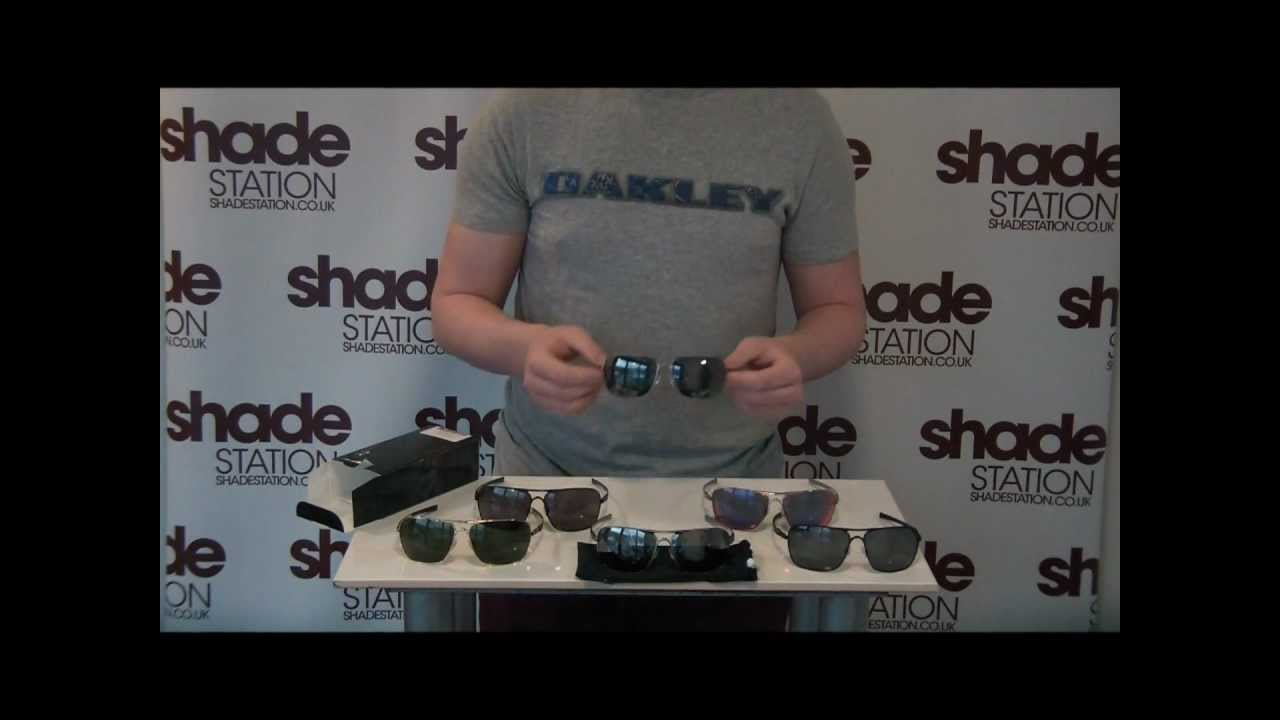 ee21921fd91 Oakley Plaintiff Squared Sunglasses Review - ReviewStation - YouTube