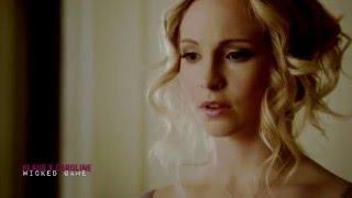 Klaus & Caroline    Wicked Game [7x14]