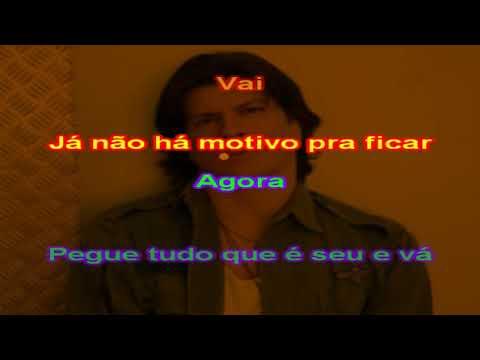 Paulo Ricardo - Vai - karaoke