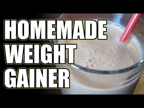 Home made weight gainer-Males and Females-High Calorie-Prince Aesthetic Culture