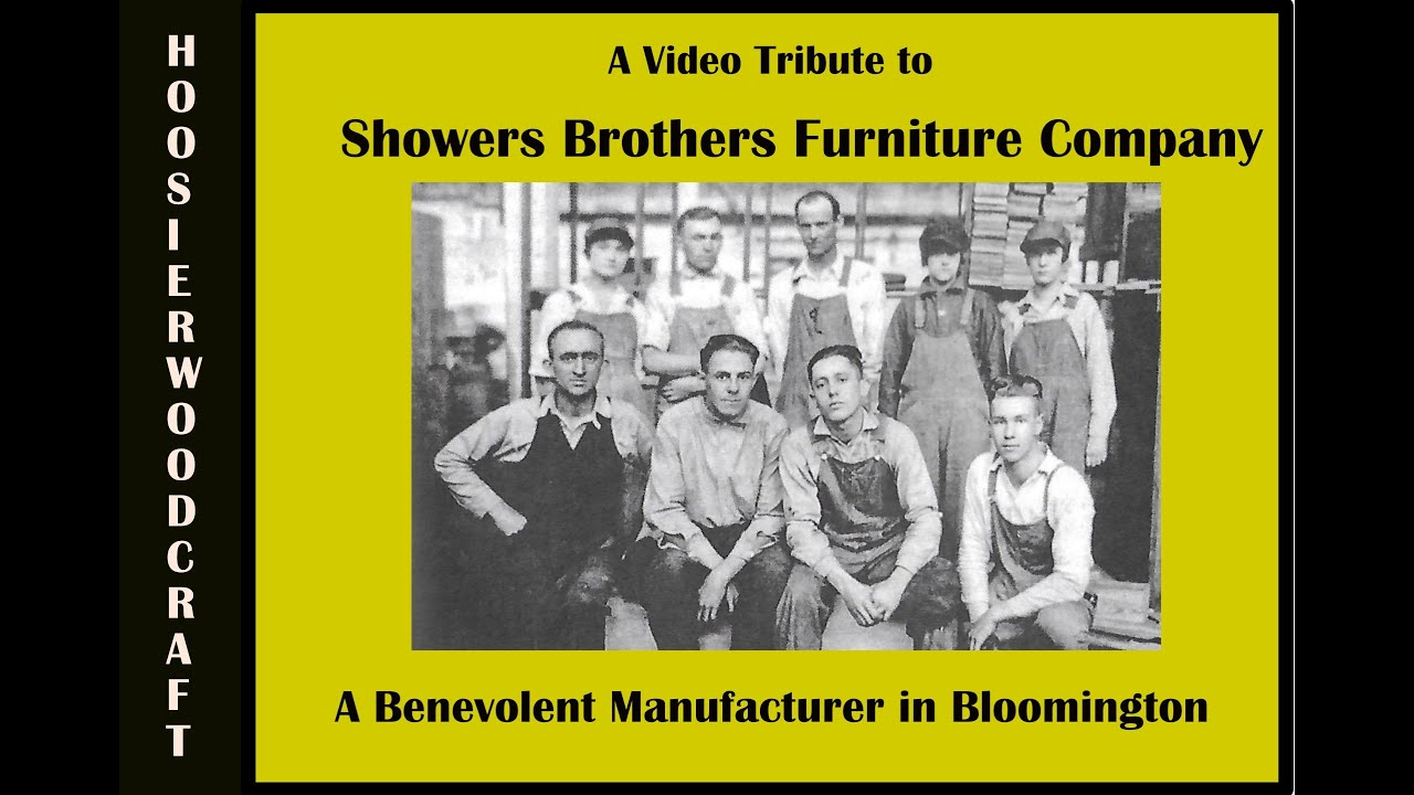 Beau Showers Brothers Furniture Company In Bloomington IndIana