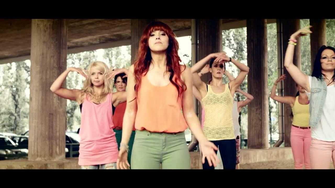 Jannika B Hulluksi Onnesta Official Music Video Youtube