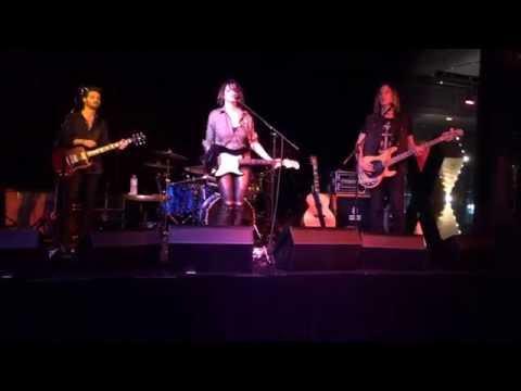 """Peta Evans-Taylor _""""Gossip Queen"""" at X studio, Sydney"""