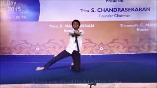 Kallikkaatil pirantha thaaye - Lyrical Dance (with english translation)