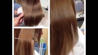 Ботокс, сложное окрашивание волос, брондирование, омбре, шатуш, уход, кератин.