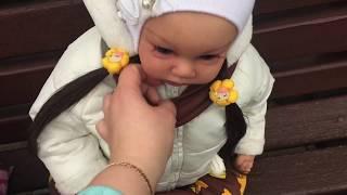 Обложка на видео о Наш день в санатории. 1 серия. Видео с куклой реборн.