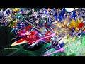 【MAD】SDガンダムGジェネレーション「Garnet Moon/島谷ひとみ」- SD GUNDAM GGENERATION