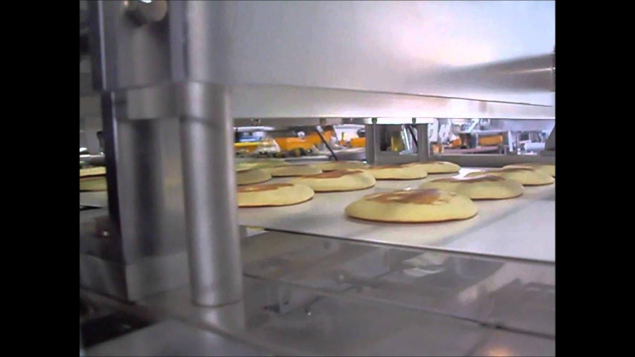 539abd0e9f3 Automatic pancake line - YouTube