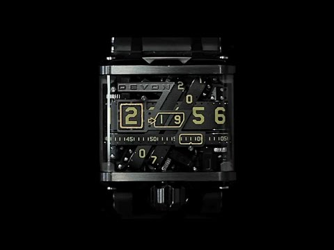 Most Beautiful Watches Movements Compilation