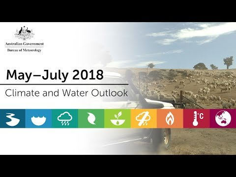 Climate and Water Outlook, May–July 2018