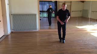 KIKI SWING - LINE DANCE (Explication des pas et danse)