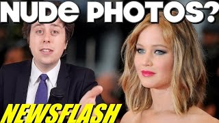 Hundreds of Nude Celebrity Photos Leaked Online - NEWSFLASH
