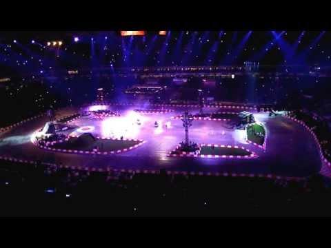 Pokaz ekipy stuntowej - Top Gear Live Poland 21.09.2013