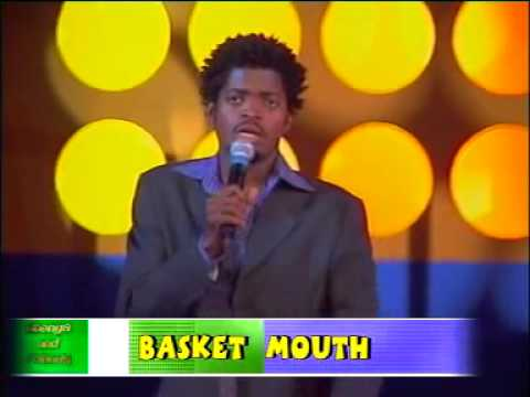 BasketMouth There are Two Things Involved