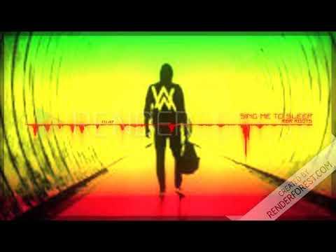 Alan Walker - Sing Me To Sleep ( Reggae Remix 2017)