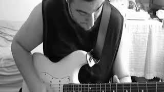 Doğukan Volkan - Rock guitar solo improvisation