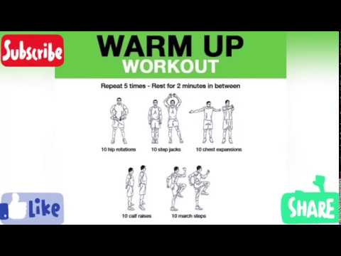 warm up  upper body workout  lower body workout  abs