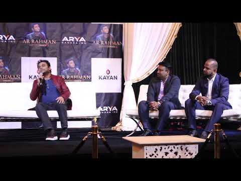 Interview with AR Rahman
