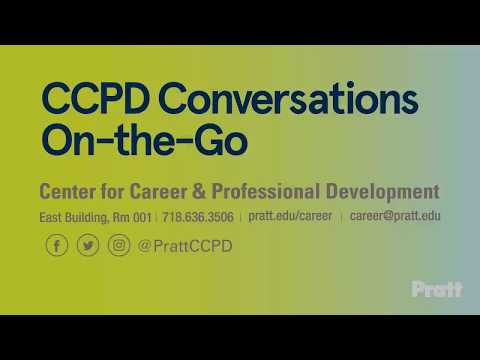 CCPD Conversations On-The-Go: Noelle Posades