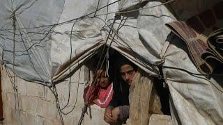 Displaced Syrians prepare for Eid al-Adha in Idlib camp | AFP