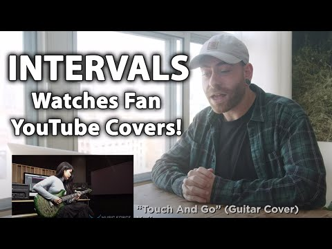 INTERVALS' Aaron Marshall Watches Fan YouTube Covers