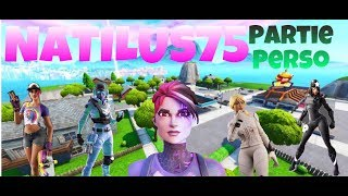 LIVE FORTNITE BATTLE ROYALE CONCOURS CREATOR PART PERSO PROCHAIN SKIN TO WIN AT 5400 ABO