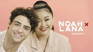 the best of: lana condor and noah centineo