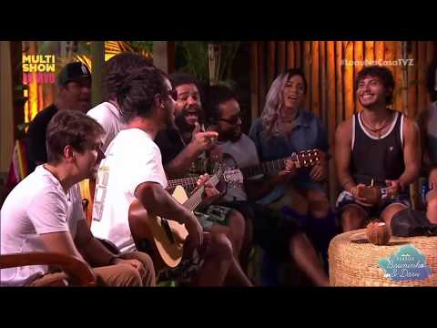 Bruninho e Davi, Anitta, Rael, Natiruts e Onze:20 cantam -  Luau na Casa TVZ - 06.02.17