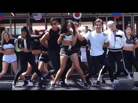 Now United- Summer In The City (in The City Of Los Angeles)