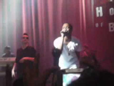American Terrorist Live by Lupe Fiasco