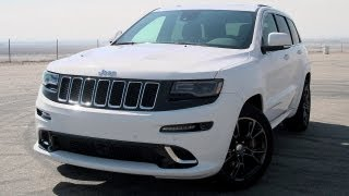 The One With The 2014 Jeep Grand Cherokee SRT! World