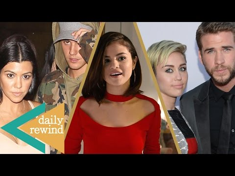 Selena Gomez BULLIED? Justin Bieber & Kourtney STILL Hooking Up? Miley Cyrus EXPECTING? -DR