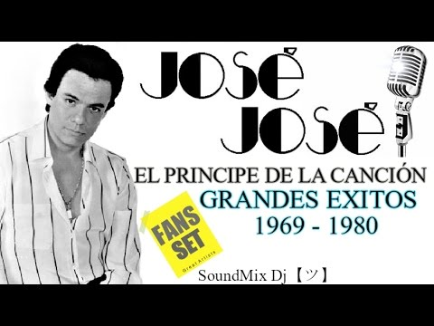 Jose Jose Exitos 60s,70s,80s || Popurri De Exitos Mix