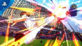 Captain Tsubasa: Rise of New Champions | Story Mode Trailer | PS4