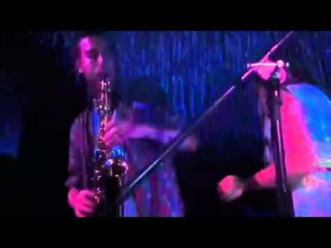 SOAIF with Lexie Roth and cool sax guy