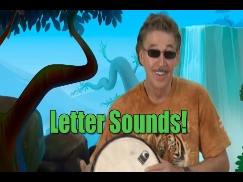 Phonics Song | Animal Alphabet Song | Letter Sounds | Alphabet Song | Jack Hartmann
